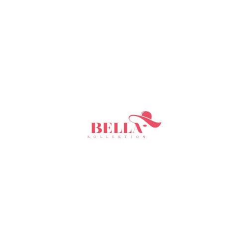 Világoskék virágos hosszú vászon nadrág (S-XXL)