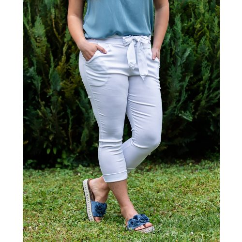 Masnis fehér nadrág (S-L)